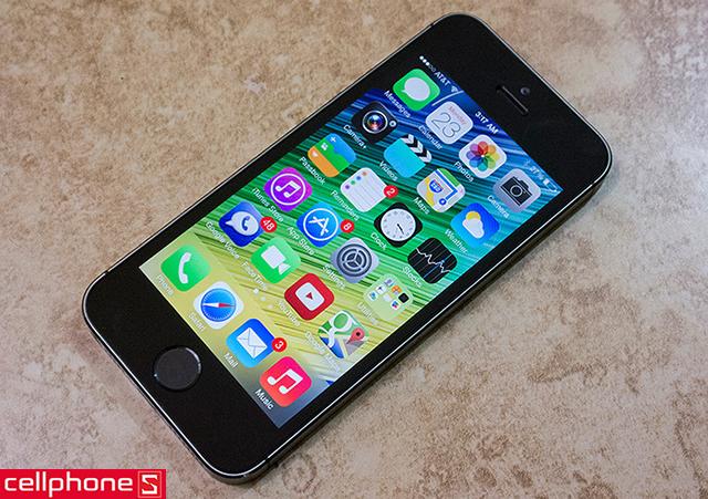Apple iPhone 5S 32GB Lock cũ, mới 99%