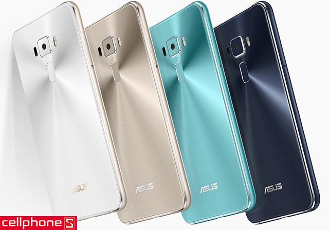 ASUS ZenFone 3 ZE520KL 64GB 4GB RAM Chính hãng cũ