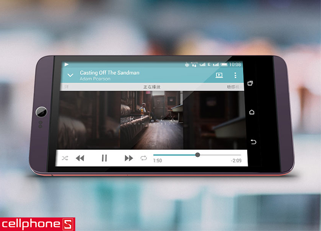HTC Desire 826 dual SIM (13MP selfie) Chính hãng cũ 99%