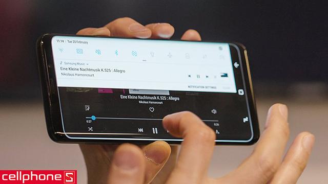 Samsung Galaxy S9+ 64GB Chính hãng cũ