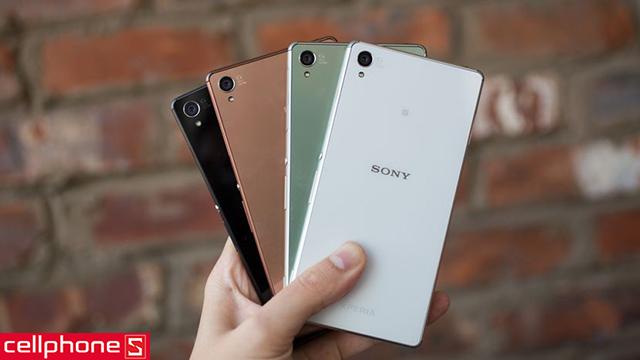 Sony Xperia Z3 cũ nhập khẩu