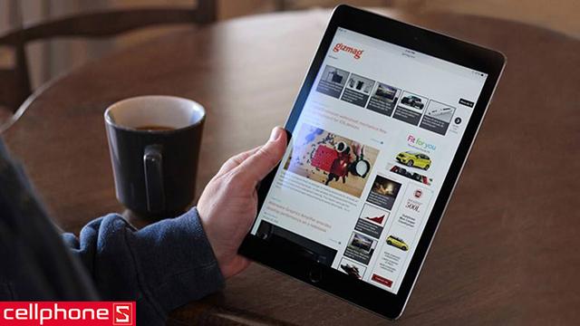 Apple iPad Air 2 4G 128GB nhập khẩu
