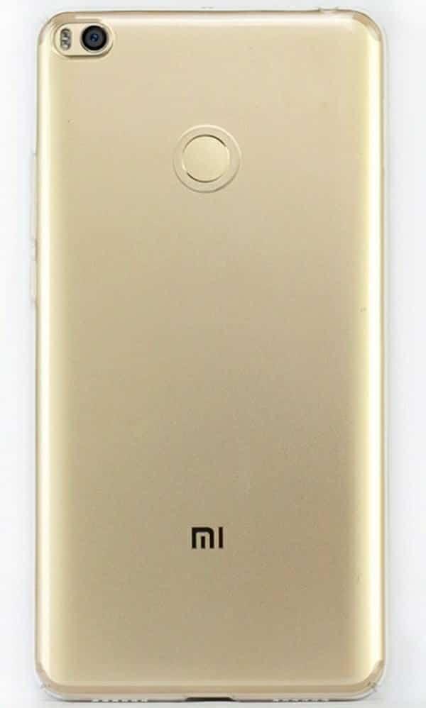 Xiaomi Mi Max 2: Màn hình 6.4 inch, pin 5000 mAh, camera 12MP, ra mắt 25/5