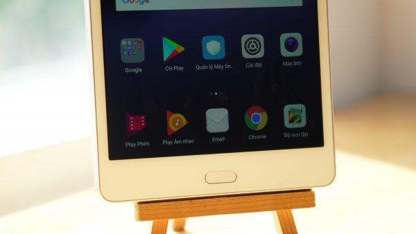 Sforum - Trang thông tin công nghệ mới nhất DSC06696-600x338 Đánh giá Huawei MediaPad M3 2017: Màn hình đẹp, loa kép, cảm biến vân tay đa chức năng, giá phải chăng