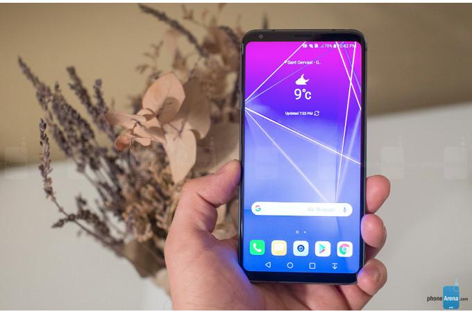 Sforum - Trang thông tin công nghệ mới nhất LG-V30S-ThinQ-goes-on-sale-for-close-to-1000 LG V30S ThinQ và V30S+ ThinQ lộ giá bán hơn 1000 USD, cao hơn cả iPhone X và Galaxy S9