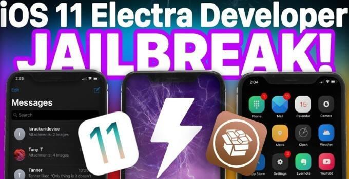 Sforum - Trang thông tin công nghệ mới nhất electra-jailbreak-cover-1 iOS 11.3 đã được jailbreak thành công bởi hacker Trung Quốc