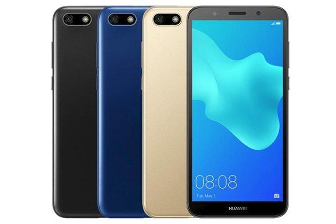 Sforum - Trang thông tin công nghệ mới nhất Huawei-Y5-Prime-2018-silently-unveiled-runs-Android-8.1-Oreo-out-of-the-box Huawei âm thầm ra mắt smartphone tầm trung Y5 Prime (2018)