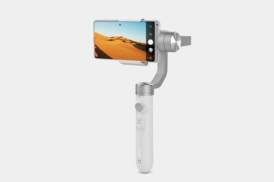 Sforum - Trang thông tin công nghệ mới nhất Xiaomi_gimbal-960x640 Xiaomi ra mắt gimbal Mijia cho điện thoại, pin 5000mAh dùng 16 tiếng, giá 2.11 triệu đồng