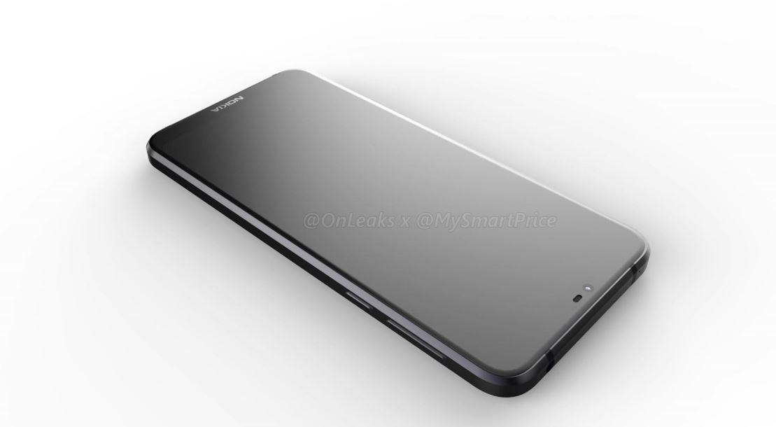 Sforum - Trang thông tin công nghệ mới nhất 2 Lộ ảnh render Nokia 7.1 Plus: Snapdragon 710, 6GB RAM, vẫn có tai thỏ, ra mắt vào ngày 4/10