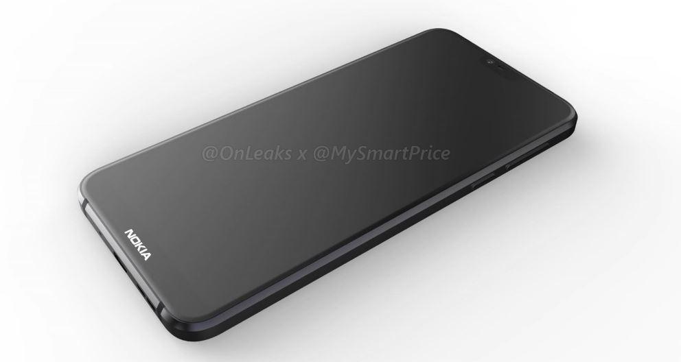 Sforum - Trang thông tin công nghệ mới nhất 3 Lộ ảnh render Nokia 7.1 Plus: Snapdragon 710, 6GB RAM, vẫn có tai thỏ, ra mắt vào ngày 4/10