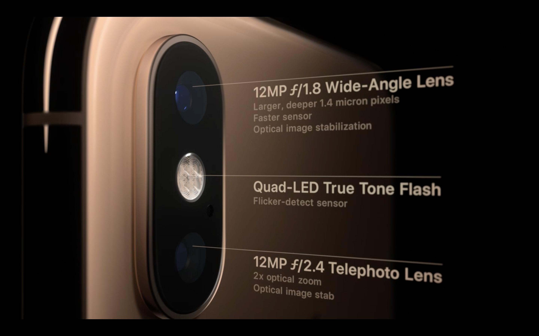 Apple giới thiệu iPhone XS và iPhone XS Max: Hỗ trợ 2 SIM, chip ...