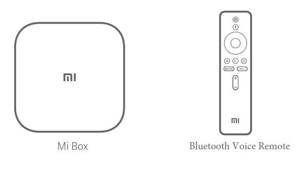 Sforum - Trang thông tin công nghệ mới nhất Mi-Box-4-and-Remote-FCC Xiaomi Mi Box 4 bản quốc tế sẽ có tên là Mi Box S, ra mắt vào tháng 10 sắp tới