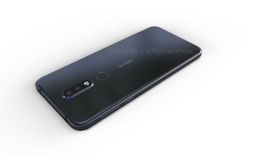 Sforum - Trang thông tin công nghệ mới nhất Nokia-7.1-Plus-1 Lộ ảnh render Nokia 7.1 Plus: Snapdragon 710, 6GB RAM, vẫn có tai thỏ, ra mắt vào ngày 4/10