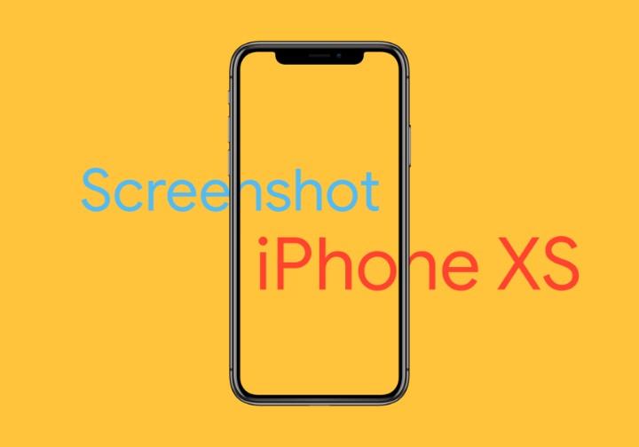 Sforum - Trang thông tin công nghệ mới nhất 1851102 2 cách chụp ảnh màn hình đơn giản trên iPhone XS, XS Max, và iPhone XR