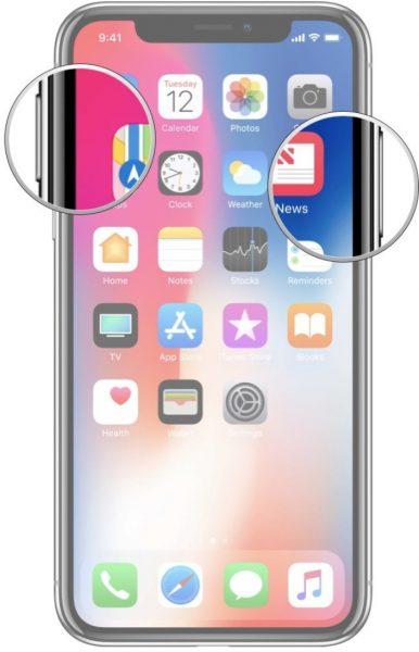 Sforum - Trang thông tin công nghệ mới nhất 1851105-386x600 2 cách chụp ảnh màn hình đơn giản trên iPhone XS, XS Max, và iPhone XR