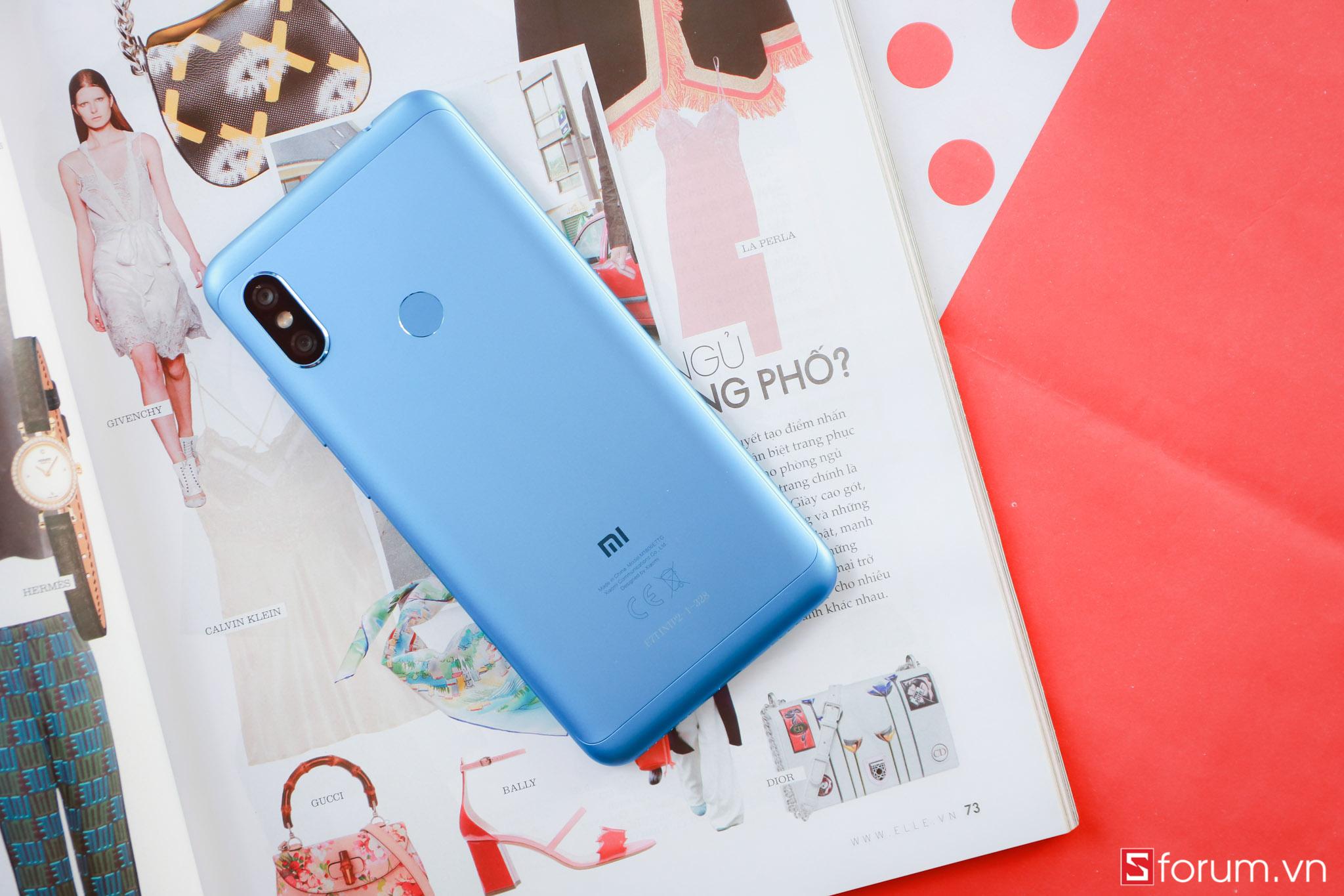 Sforum - Trang thông tin công nghệ mới nhất IMG_0862 Top 4 smartphone tầm trung pin trâu đáng mua trong tháng 10