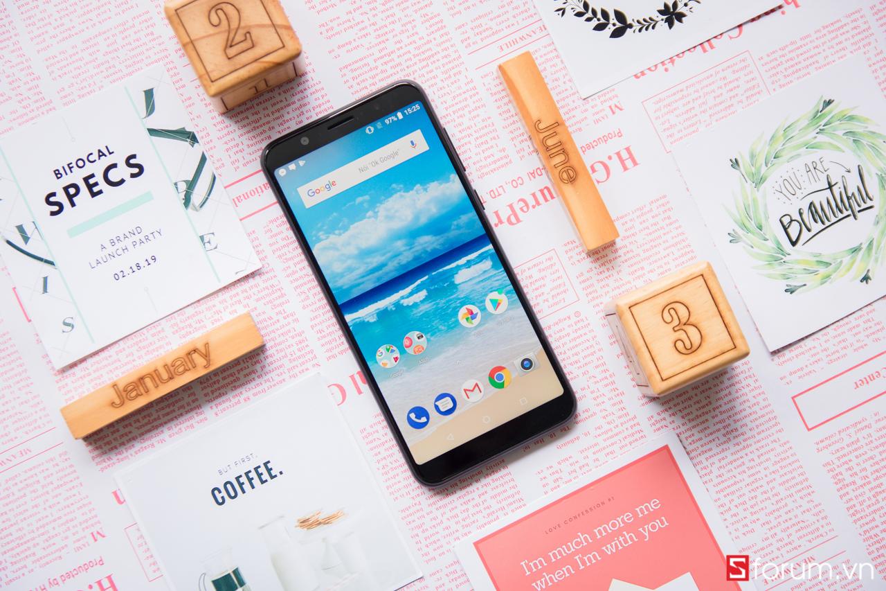 Sforum - Trang thông tin công nghệ mới nhất IMG_4165 Top 4 smartphone tầm trung pin trâu đáng mua trong tháng 10
