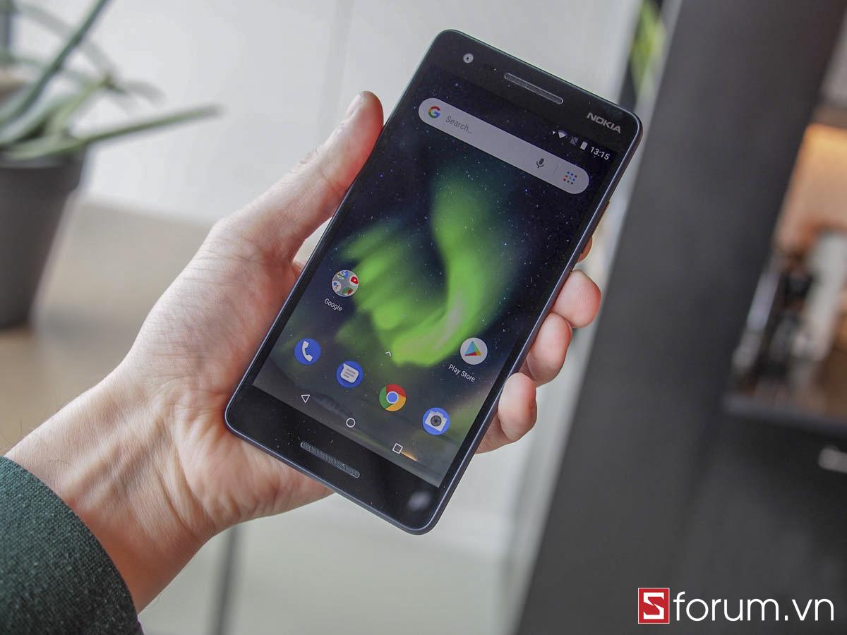 Sforum - Trang thông tin công nghệ mới nhất nokia2.1 Top 4 smartphone tầm trung pin trâu đáng mua trong tháng 10