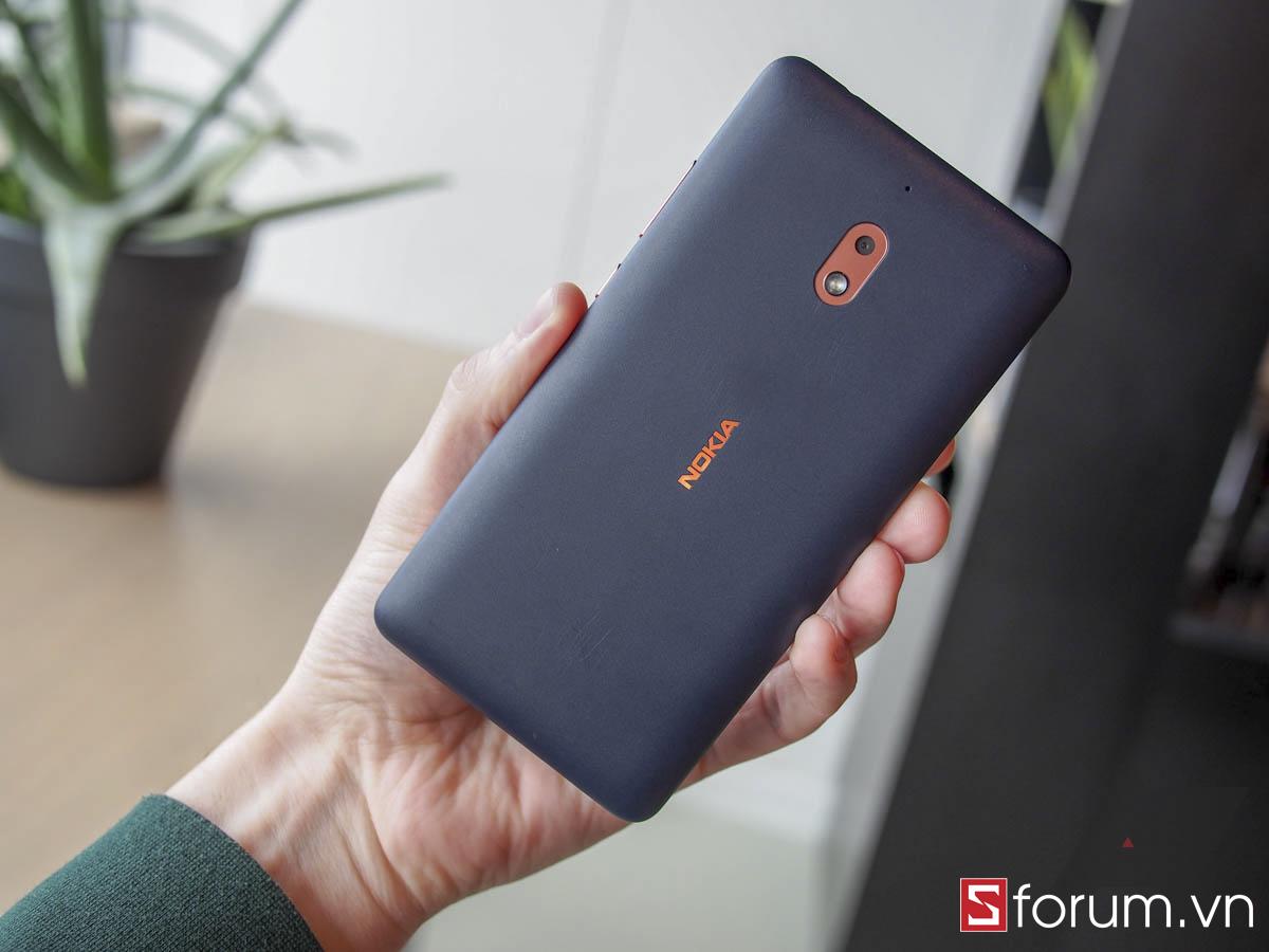 Sforum - Trang thông tin công nghệ mới nhất nokia2.1_1 Top 4 smartphone tầm trung pin trâu đáng mua trong tháng 10