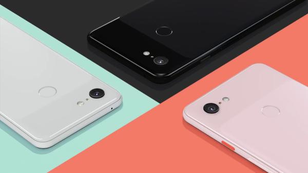 Sforum - Trang thông tin công nghệ mới nhất pixel-3-colors-600x338 Google hứa hẹn sẽ khắc phục lỗi không lưu ảnh chụp trên máy Pixel