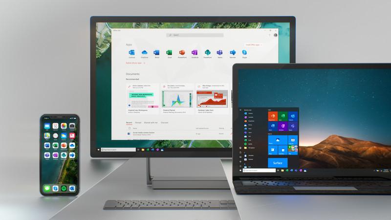 Sforum - Trang thông tin công nghệ mới nhất 1_NkOnTNlO2pp_OI3_Zy7dnQ Microsoft Office có bộ icon hoàn toàn mới