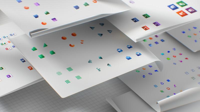 Sforum - Trang thông tin công nghệ mới nhất office_icons_HD_00001 Microsoft Office có bộ icon hoàn toàn mới
