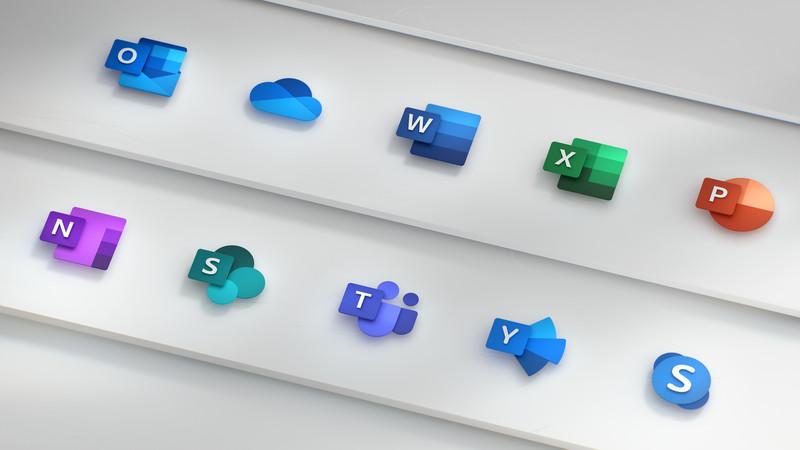 Sforum - Trang thông tin công nghệ mới nhất office_icons_HD_00005 Microsoft Office có bộ icon hoàn toàn mới