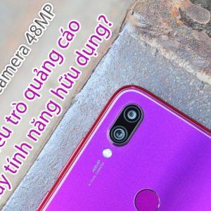 Sforum - Trang thông tin công nghệ mới nhất camera-redmi-note7-300x300 Redmi Note 7 camera 48MP, tính năng hữu ích hay chiêu trò quảng cáo mới của Xiaomi?