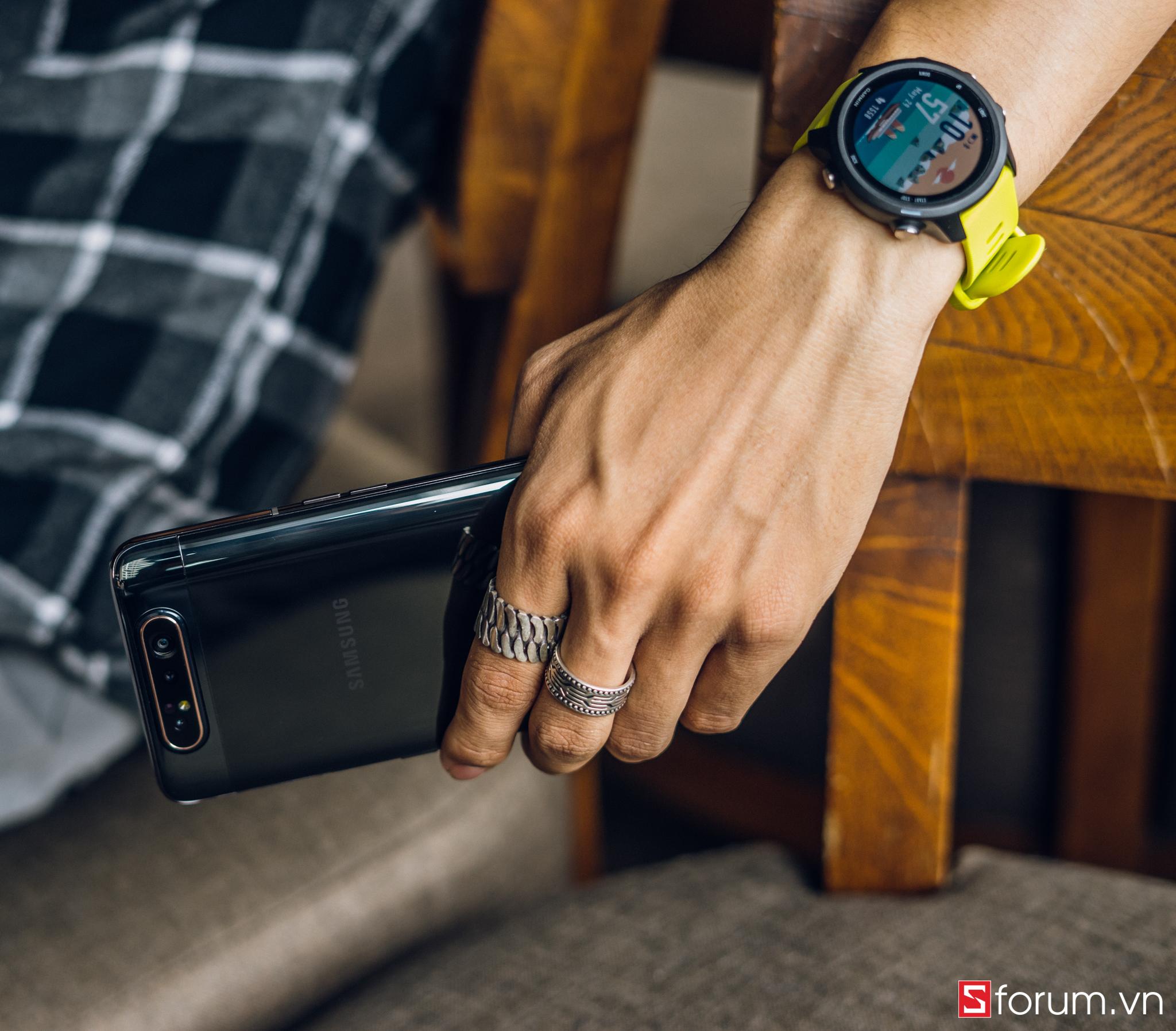 Sforum - Latest technology information page CPS-Garmin-Forerunner-245-40 Reviews Garmin Forerunner 245: Smartwatch