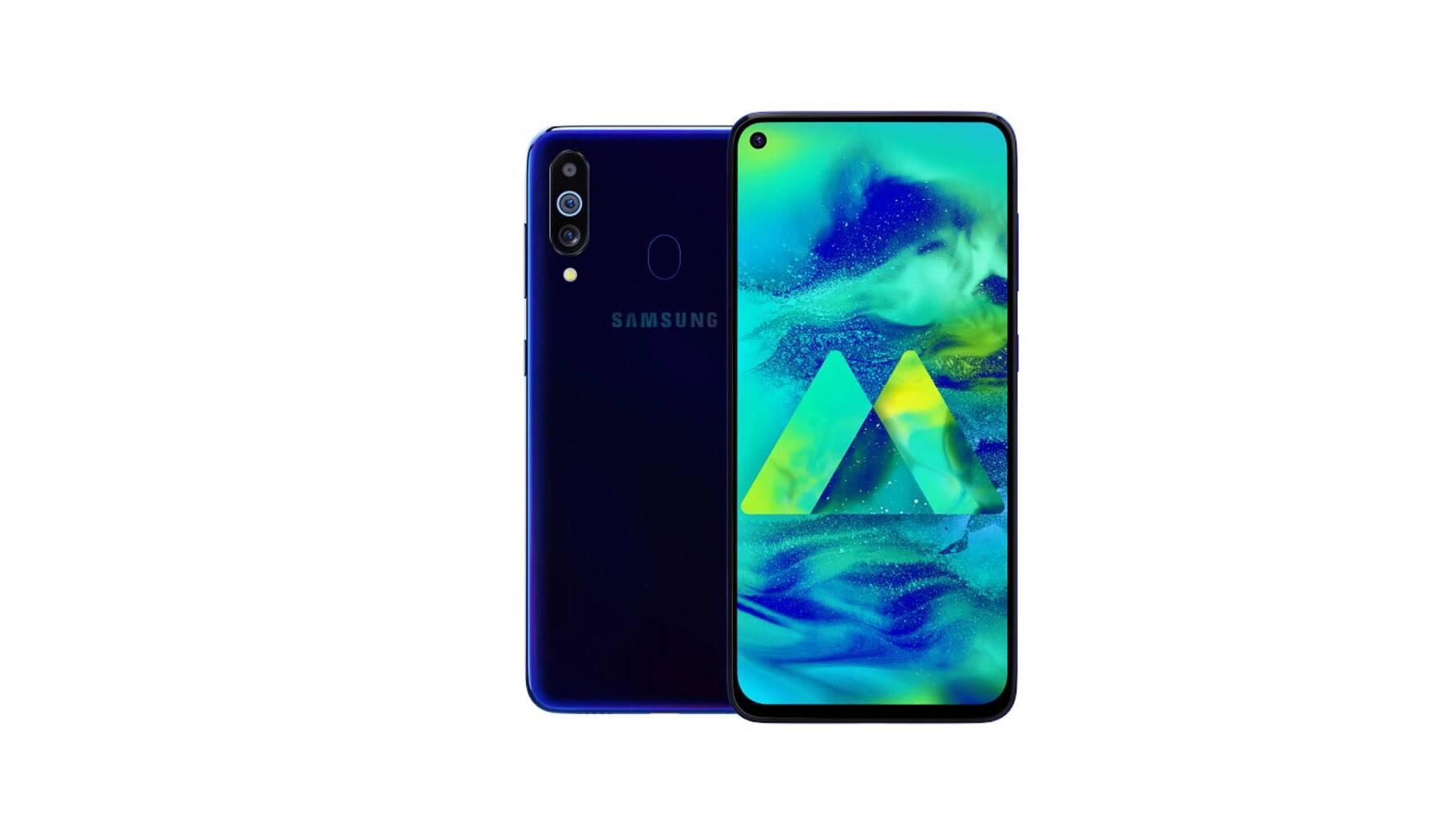 Sforum - Trang thông tin công nghệ mới nhất anh-render-Galaxy-M40-1-1 Một số thông tin thú vị về hệ thống camera của Galaxy M40 vừa được tiết lộ