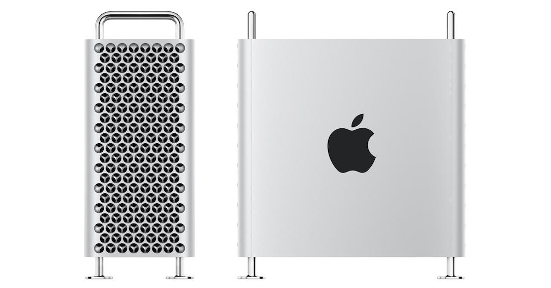 Sforum - Trang thông tin công nghệ mới nhất 2019-mac-pro-side-and-front Mac Pro với cấu hình cao nhất có giá lên tới hơn 1.1 tỷ đồng