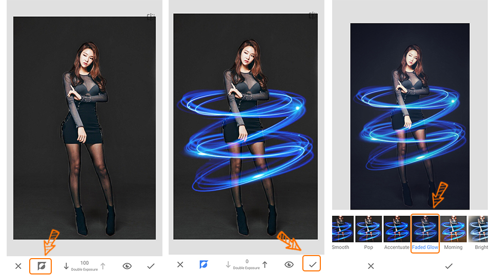 Sforum - Latest technology information page 7-1 [Snapseed #10] Guide to creating artistic light effects on Snapseed!