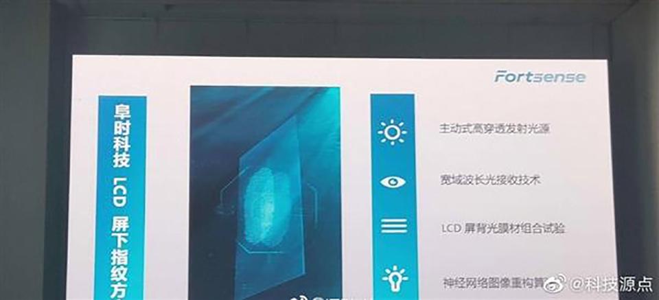 Sforum - Trang thông tin công nghệ mới nhất boe-2 BOE sẽ bắt đầu sản xuất hàng loạt màn hình LCD tích hợp cảm biến vân tay quang học trong năm nay