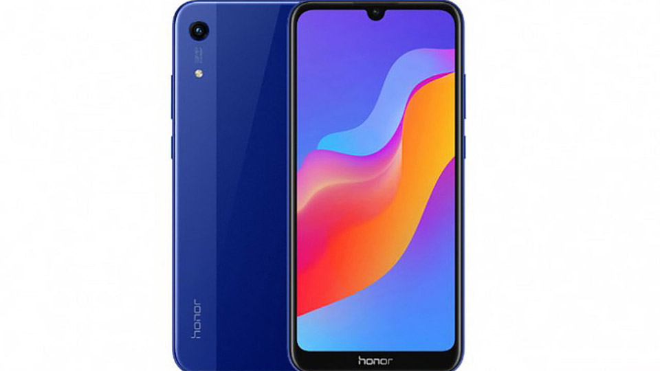 Sforum - Latest technology information Honor-Play-8-ra-mat - 3 Honor Play 8 silently launches: Water drop screen, Helio A22 chip, 13MP camera, super cheap price
