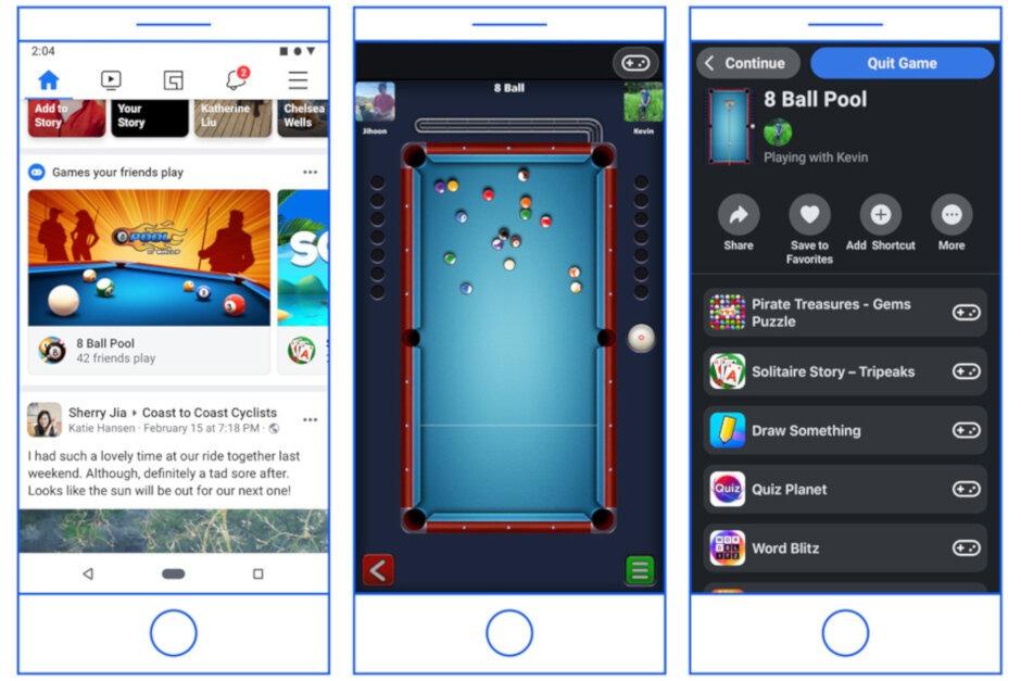 Sforum - Trang thông tin công nghệ mới nhất Its-game-over-for-Facebooks-Inst-1 Facebook sẽ gỡ bỏ Instant Games ra khỏi Messenger