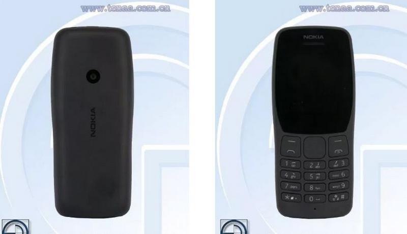 Sforum - Trang thông tin công nghệ mới nhất Nokia-110-TA-1192-image-main-2 Cục gạch Nokia 110 2019 lộ hình ảnh mọi góc độ, sẵn sàng tiến ra thị trường