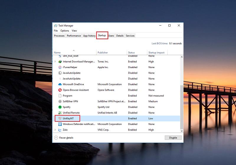 Sforum - Trang thông tin công nghệ mới nhất Untitled-20 Hướng dẫn cách thêm chương trình khởi động cùng hệ thống trên Windows 10