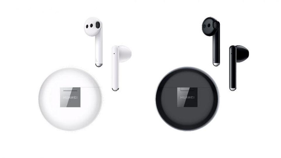 Sforum - huawei-freebuds-3-01 latest technology information page Huawei launches FreeBuds 3 headset: Design
