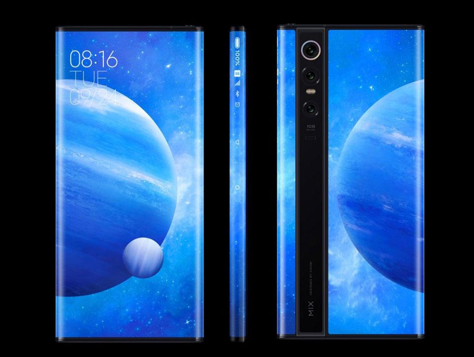 Sforum - Xiaomi's latest technology information page xiaomi-mi-mix-alpha-02 Xiaomi will launch a special case for Mi MIX Alpha