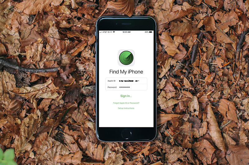 Sforum - Trang thông tin công nghệ mới nhất ảnh-2 Huớng dẫn cách tìm iPhone, Macbook bị mất mà không cần internet