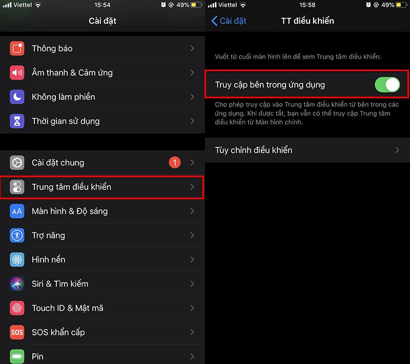 Sforum - Trang thông tin công nghệ mới nhất Untitled-1-15 Các mẹo cực hữu ích với Dark Mode trên iOS 13