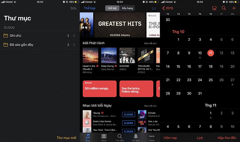 Sforum - Trang thông tin công nghệ mới nhất Untitled-1-17 Các mẹo cực hữu ích với Dark Mode trên iOS 13
