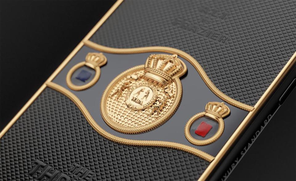Sforum - Trang thông tin công nghệ mới nhất iPhone-11-Pro-Superior-Ali iPhone 11 Pro phiên bản Steve Jobs: Vỏ titan, giá gần 150 triệu, chỉ bán 9 chiếc ra thị trường