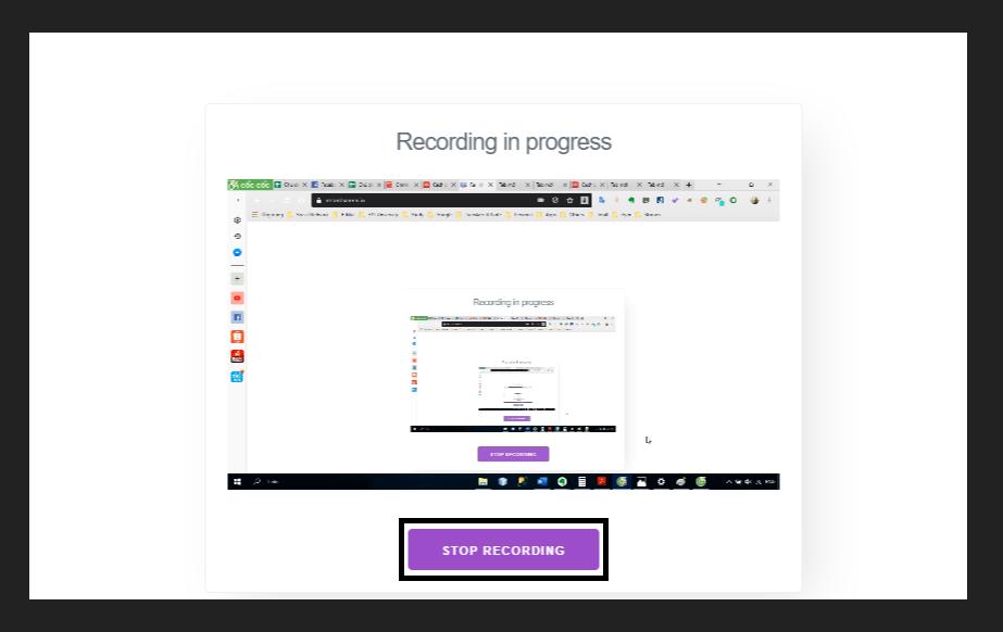 Sforum - Trang thông tin công nghệ mới nhất 7-4 [Windows] Quay màn hình trực tiếp từ trình duyệt web mà không cần cài thêm ứng dụng