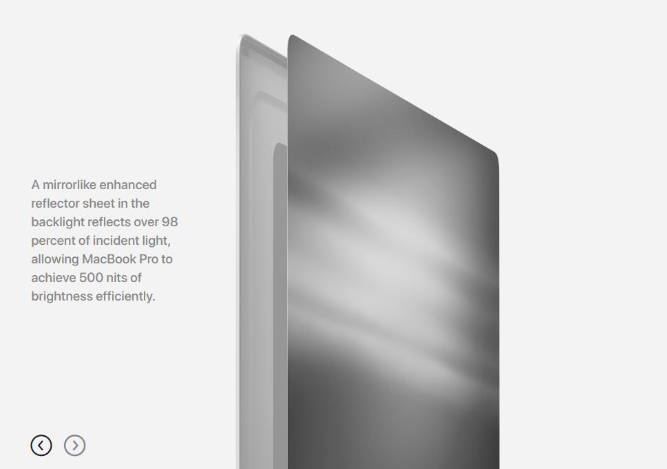 Sforum - Trang thông tin công nghệ mới nhất macbook-pro-16-inch-07 Tất tần tật về MacBook Pro 16 inch: Bàn phím mới, GPU 7nm, RAM 64GB, SSD 8TB, giá tới 140 triệu