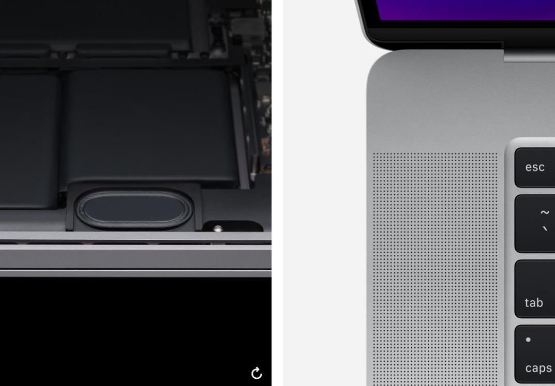 Sforum - Trang thông tin công nghệ mới nhất macbook-pro-16-inch-14 Tất tần tật về MacBook Pro 16 inch: Bàn phím mới, GPU 7nm, RAM 64GB, SSD 8TB, giá tới 140 triệu