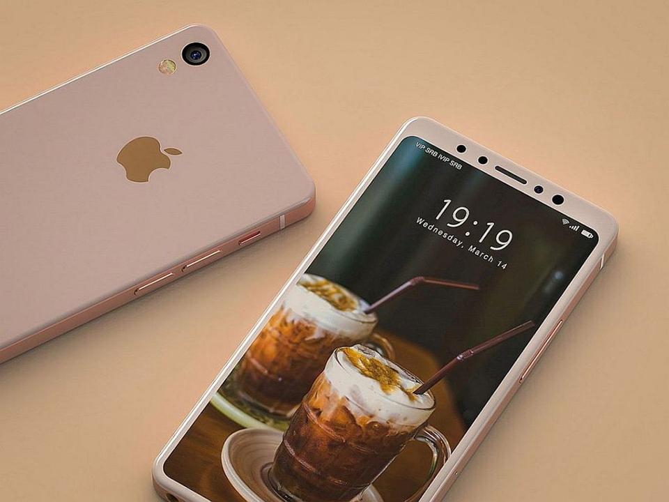 """Sforum - Trang thông tin công nghệ mới nhất iPhone-Se-2-concept-Phone-Industry-4 Nếu iPhone SE 2 có thiết kế """"dị"""" như thế này thì bạn nghĩ sao?"""
