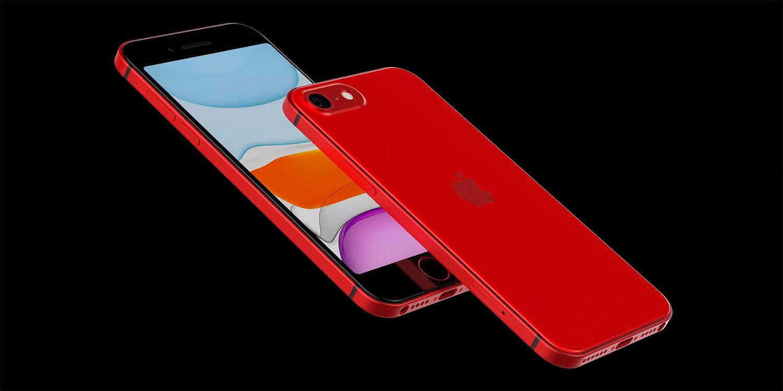 Sforum - Trang thông tin công nghệ mới nhất iPhone-SE-2-2 Xuất hiện ý tưởng thiết kế iPhone SE 2 cực đẹp với 4 tùy chọn màu sắc trẻ trung