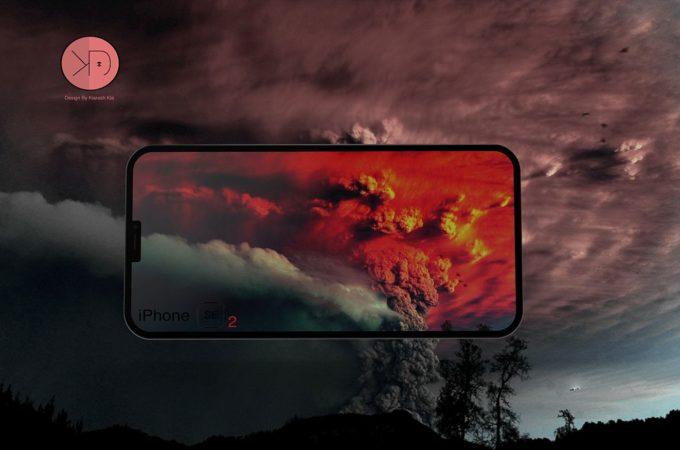 Sforum - Trang thông tin công nghệ mới nhất iPhone-SE-2-concept-Kiarash-Kia-design-1-680x450 Concept iPhone SE 2 mới, đẹp sang trọng