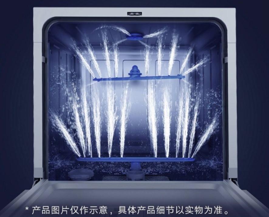 Sforum - Trang thông tin công nghệ mới nhất Screenshot_2-31 Xiaomi ra mắt hai mẫu máy rửa chén Internet MIJIA, rửa được tới 64 chén đĩa